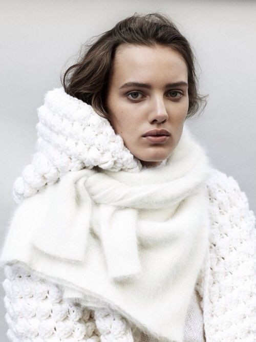 Work it baby: How to be all white in winter