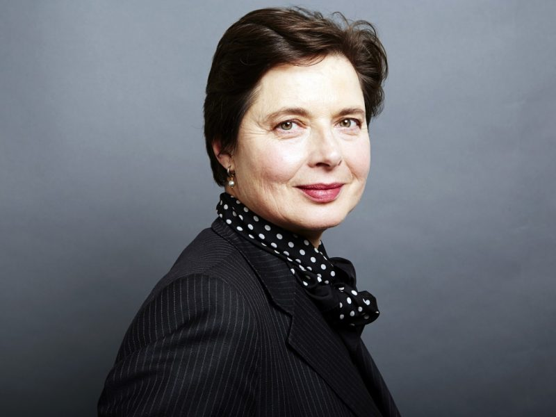 Isabella Rossellini returns to Lancome