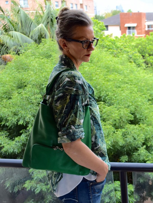 WHAT EVERY WOMAN NEEDS: Going Greenery; How to wear the colour of the year