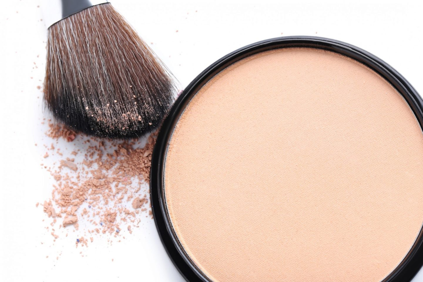The best powders for a more mature face